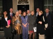 WV Delegation at 10 Downing Street
