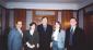 WV Delegation with Gazprom Boardmember Alexander Krasnekov