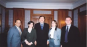 WV Delegation with Gazprom Boardmember Alexander Krasnekov