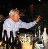 WV Delegation at dinner with former METI Vice Minister Tadakatsu Sano