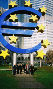 WV Delegation at the ECB